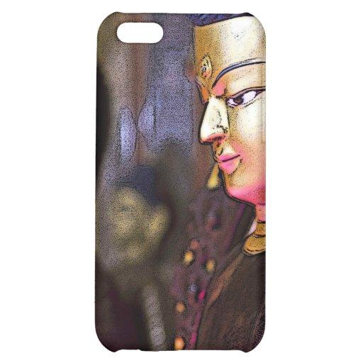 Tibetan Shrine Buddha Cover For iPhone 5C