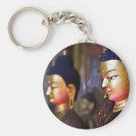 Tibetan Shrine Buddha Keychain