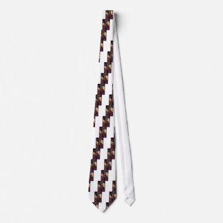 Tibetan Shrine Buddha Neck Tie