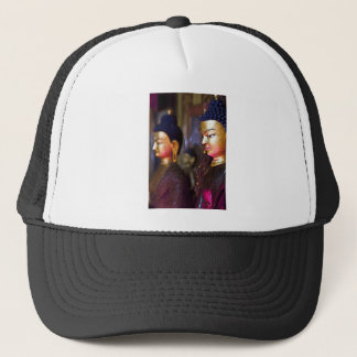 Tibetan Shrine Buddha Trucker Hat