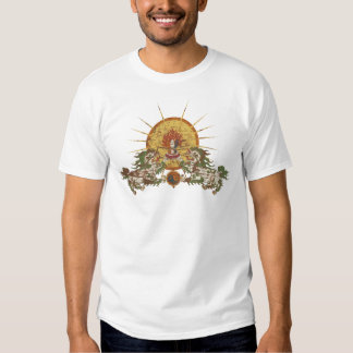 Tibetan Snow Lion Tee Shirt