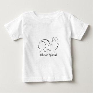 Tibetan Spaniel Apparel Baby T-Shirt