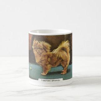 Tibetan Spaniel Coffee Mug