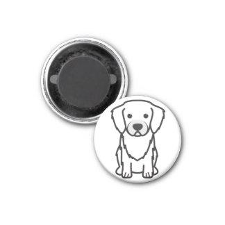 Tibetan Spaniel Dog Cartoon Fridge Magnets