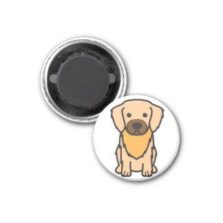 Tibetan Spaniel Dog Cartoon Magnets