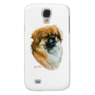 Tibetan Spaniel Galaxy S4 Cover