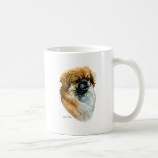 Tibetan Spaniel Coffee Mugs
