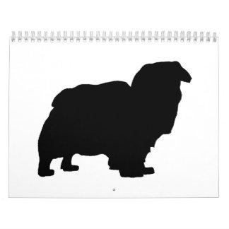 tibetan spaniel silo black.png calendar