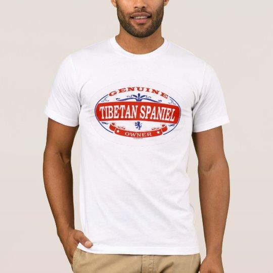 TIBETAN SPANIEL_ T-Shirt