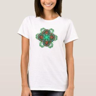 Tibetan Tantric Mandala T-Shirt