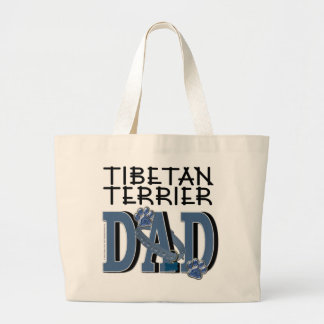 Tibetan Terrier DAD Canvas Bag