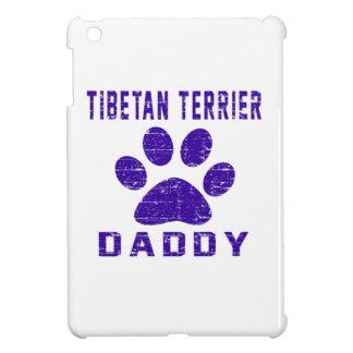 Tibetan Terrier Daddy Gifts Designs iPad Mini Covers