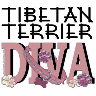 Tibetan Terrier DIVA Cut Outs