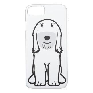 Tibetan Terrier Dog Cartoon iPhone 7 Case