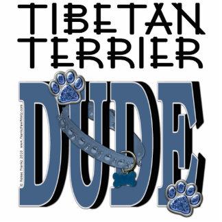 Tibetan Terrier DUDE Acrylic Cut Out