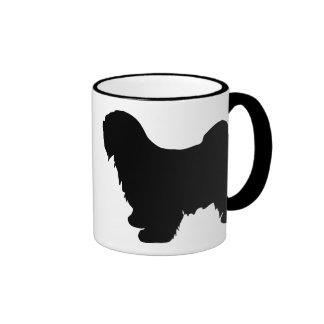 Tibetan Terrier Gear Ringer Mug
