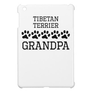 Tibetan Terrier Grandpa iPad Mini Covers