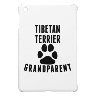 Tibetan Terrier Grandparent iPad Mini Cover