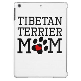 Tibetan Terrier Mom iPad Air Covers