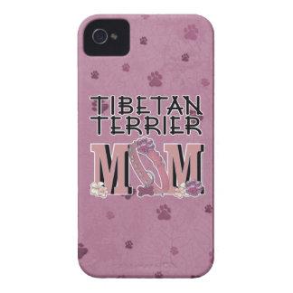 Tibetan Terrier MOM Case-Mate iPhone 4 Cases