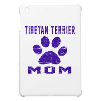 Tibetan Terrier Mom Gifts Designs Case For The iPad Mini