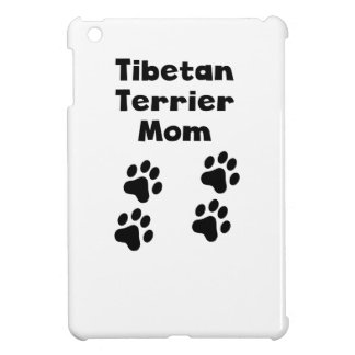 Tibetan Terrier Mom iPad Mini Case