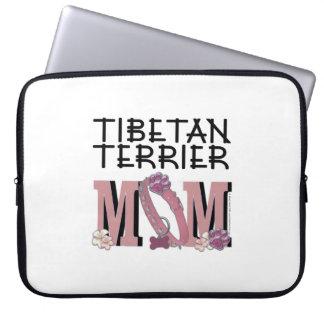 Tibetan Terrier MOM Laptop Sleeve