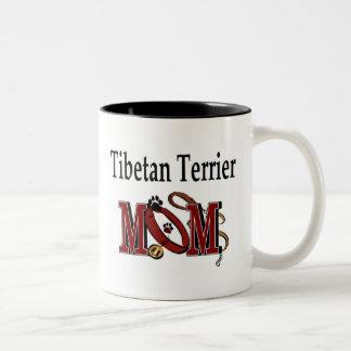 Tibetan Terrier Mom Mug