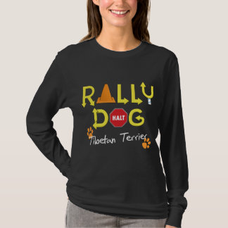 Tibetan Terrier Rally Dog T-Shirt