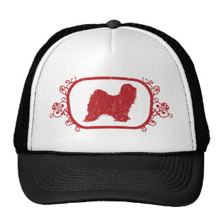 Tibetan Terrier Trucker Hat