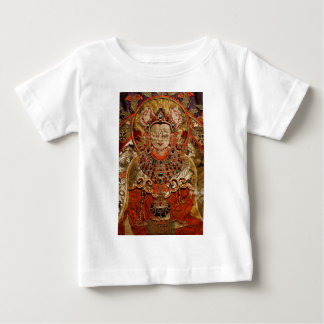 TIBETAN THANGKA ART WORK ON SILK BABY T-Shirt