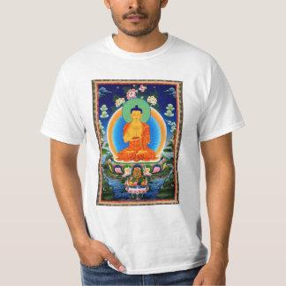 Tibetan Thangka Prabhutaratna Buddha T-Shirt