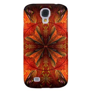 Tibetan Trumpet Vine Samsung Galaxy S4 Cover