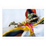 Tibetan Vajra Postcard