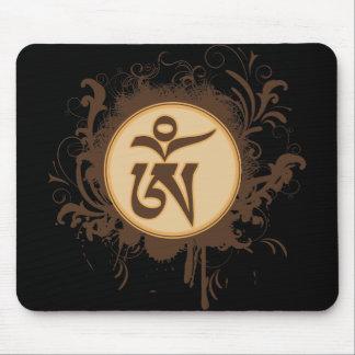 Tibetano OM Tapete De Ratón