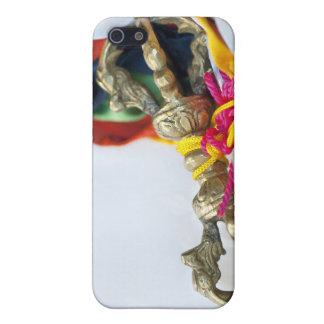 Tibetano Vajra iPhone 5 Carcasas