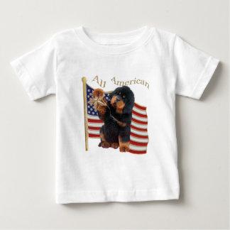 Tibetian Mastiff All American Baby T-Shirt