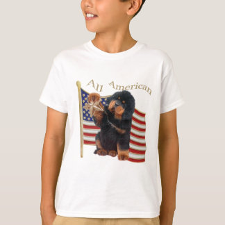 Tibetian Mastiff All American T-Shirt