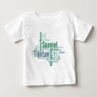 Tibetian Spaniel Baby T-Shirt