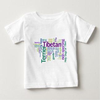 Tibetian Terrier Baby T-Shirt