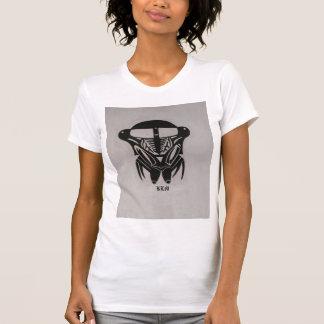 Tibicen Cicada Painting-facing- T-Shirt