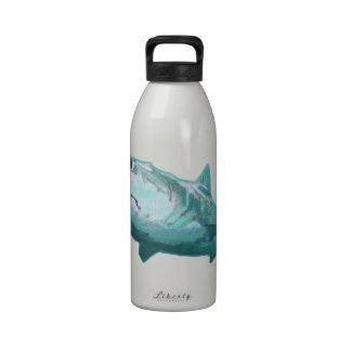 Tiburón Botellas De Agua Reutilizables