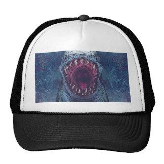 Tiburón: Ajuste amplio Gorras De Camionero