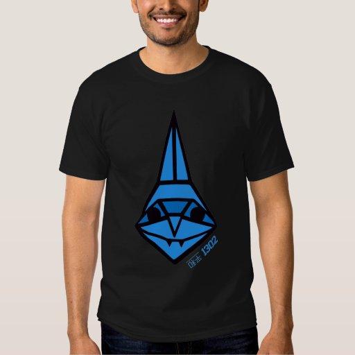 Tiburón-Azul Playera