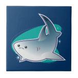 ¡Tiburón! Azulejo Ceramica