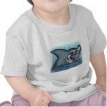 Tiburón Camiseta