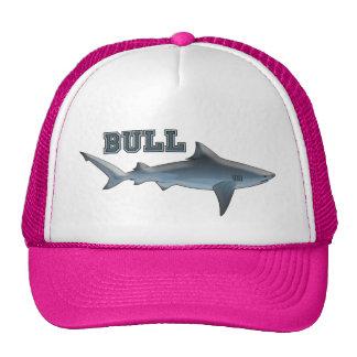Tiburón de Bull Gorro De Camionero