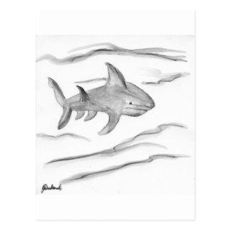 Tiburón de Bull Postal