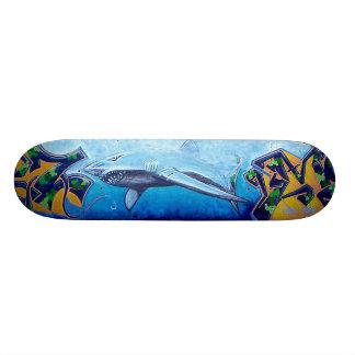 Tiburón de Chromie DA Patin