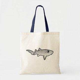 Tiburón de enfermera lindo bolsas de mano